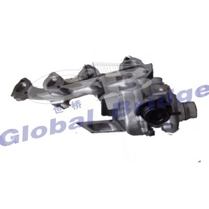 GT1749V-713517-0009 for Ford Focus TDCi 100&115PS